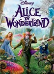 Alice in Wonderland (2010) Box Art