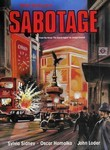 Sabotage (1936) poster