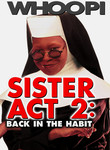 Sister Act 2: Back in the Habit (1993) Box Art