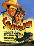 Stagecoach (1939) poster